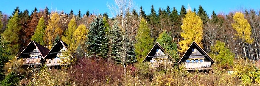 pobytový balíček chaty měsíček - Poznávejte Beskydy na podzim (2 noci)