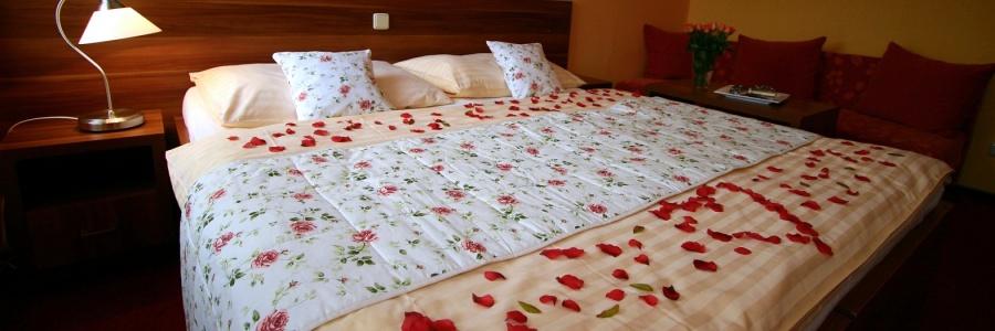 Romantický pobyt v Penzionu roku 2014